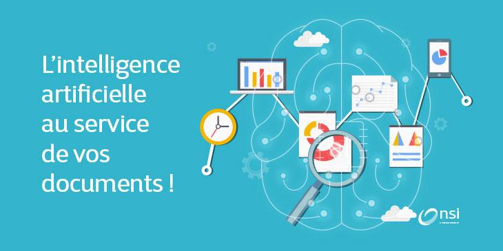 Webinaire L'intelligence artificielle au service de vos documents - 20/04/2021