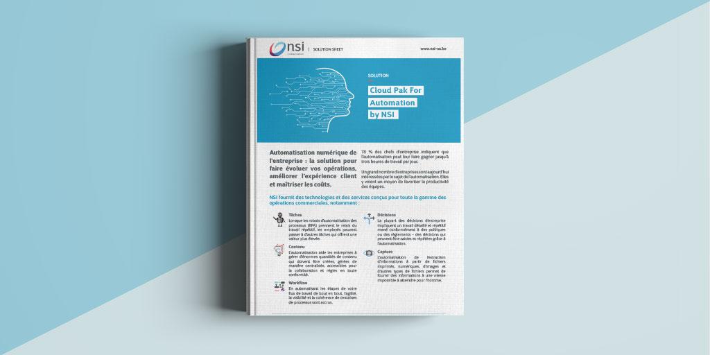 NSI Cloud Pak for Automation