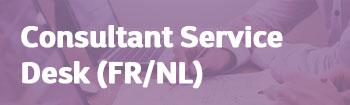 NSI recrute : Consultant Service Desk (FR/NL) (H/F)