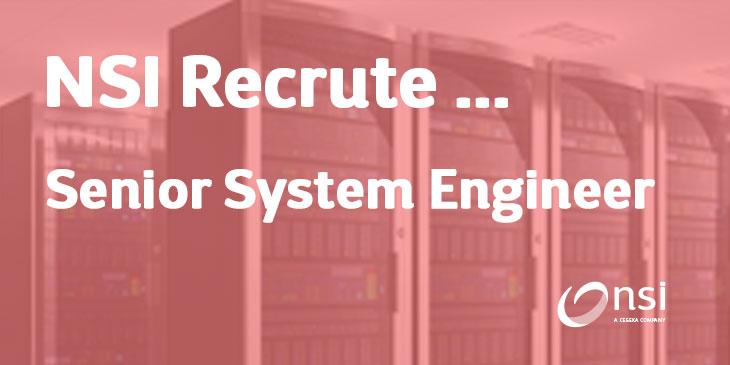 NSI recrute : Senior System Engineer AS400 - Storage (H/F)
