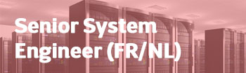 NSI recrute : Senior System Engineer Team ONLINE (SharePoint Online / On-Premise, O365, full-stack Windows)