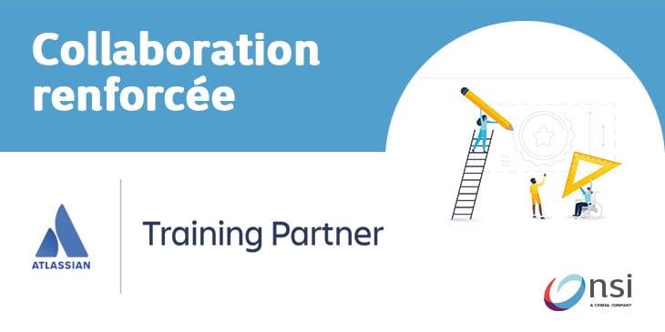 NSI est désormais Atlassian Training Partner