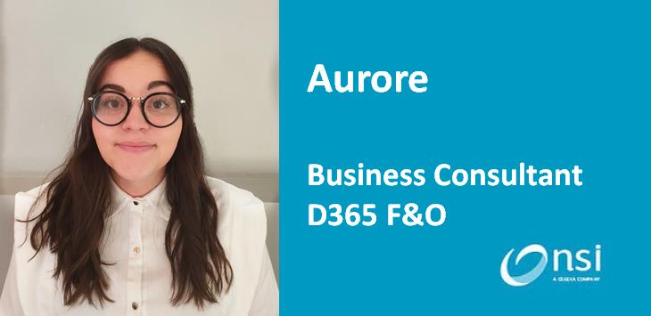 Aurore - Business Consultant