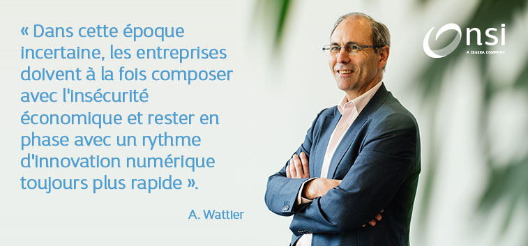 L'Hybrid IT - Interview A. Wattier - Solutions Magazine