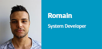 Romain - System Developer