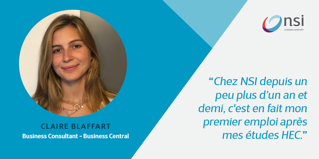 Claire - Business Consultante