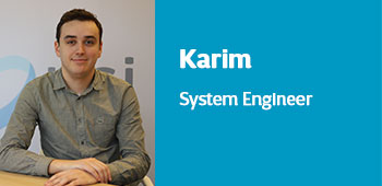 Karim - System Engineer