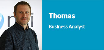 Thomas - Business Analyst