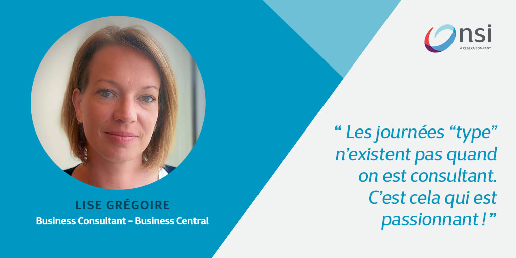 Lise - Business Consultante