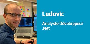 Ludovic - Analyste Développeur .Net