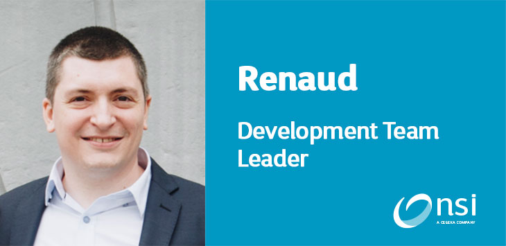 Renaud - Development Team Leader