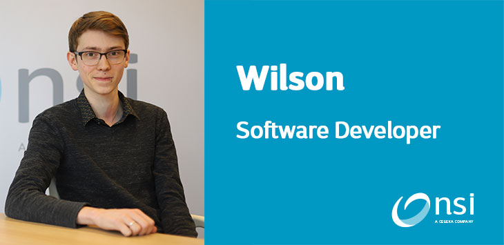 Wilson - Software Developer