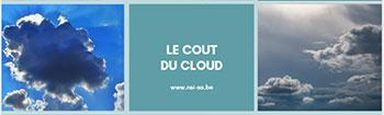 Les belges ont-ils peur du coût de migration vers le Cloud ?