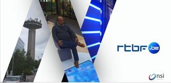 RTBF - Frédéric Romain