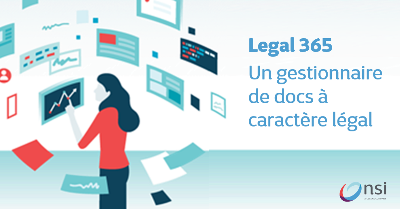 Replay webinaire - Legal 365