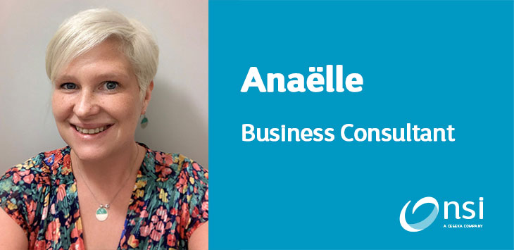 Anaëlle - Business Consultante